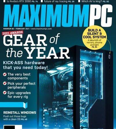 Maximum PC - February 2021