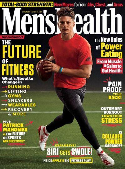 Men's Health USA – March 2021