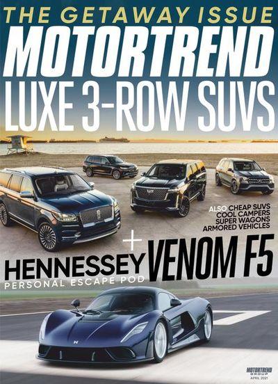 Motor Trend - April 2021