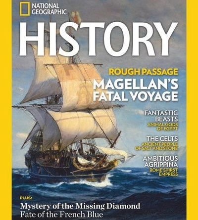 National Geographic History – March / April 2021