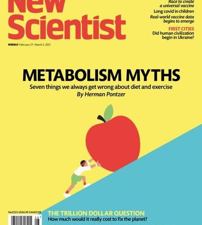 New Scientist – February 27, 2021