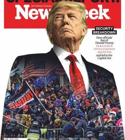Newsweek International – February 12, 2021