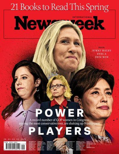 Newsweek International – February 26 / March 05, 2021
