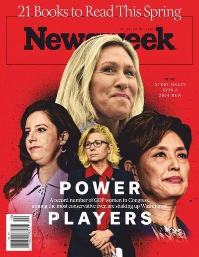 Newsweek USA – February 26 / March 05, 2021