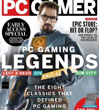 PC Gamer UK – March 2021