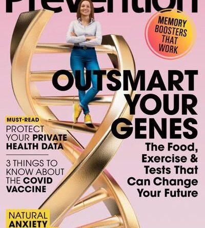 Prevention USA – March 2021
