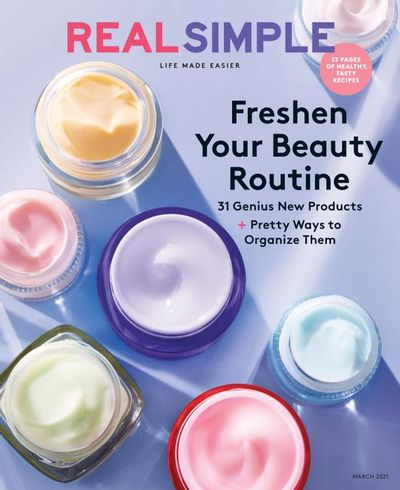 Real Simple – March 2021