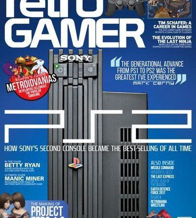 Retro Gamer UK - Issue 216, 2021