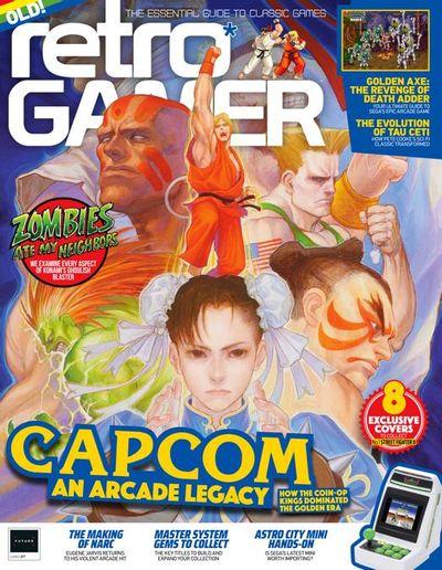 Retro Gamer UK – Issue 217, 2021