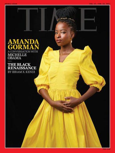 Time USA – February 15 , 2021