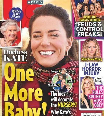 US Weekly – February 22 , 2021