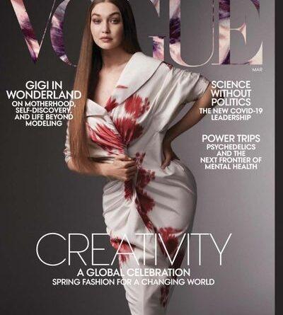 Vogue USA - March 2021