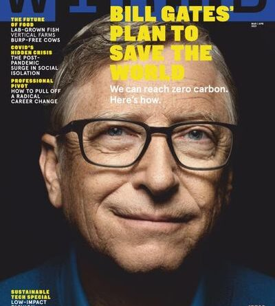 Wired UK - March / April 2021