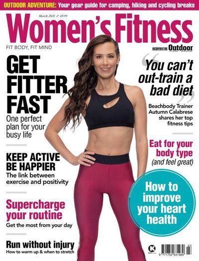 Women's Fitness UK – March 2021