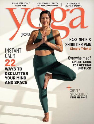 Yoga Journal – March / April 2021