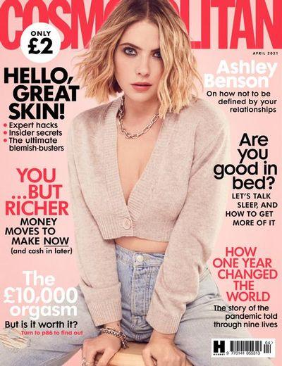 Cosmopolitan UK – April 2021