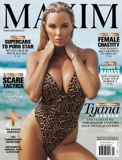 [Imagen: Maxim-Australia-%E2%80%93-April-2021.jpg]