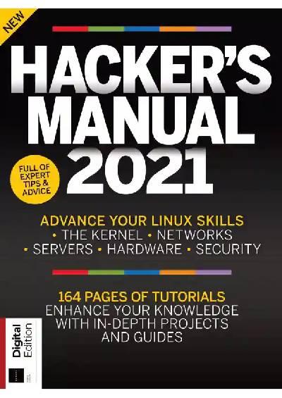 Hacker's Manual – 10th Edition 2021