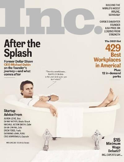 Inc. Magazine – May / June 2021
