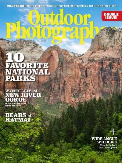 Outdoor Photographer – June / July 2021