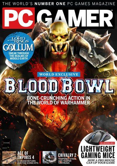 PC Gamer UK – June 2021