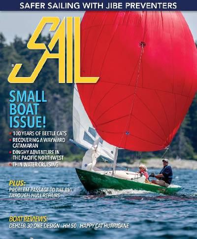Sail – June 2021