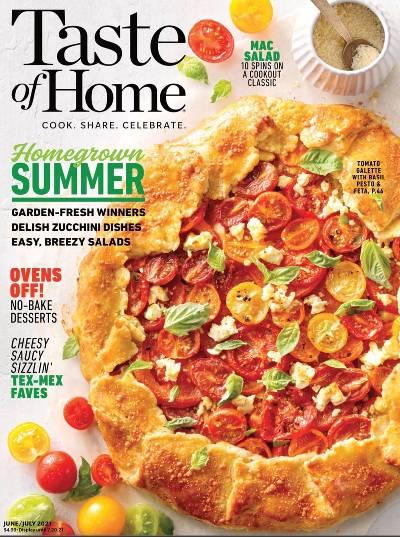 Taste of Home - June / July 2021