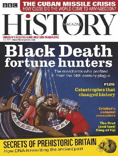BBC History UK – July 2021