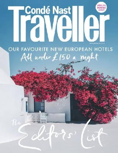 Conde Nast Traveller UK - July / August 2021