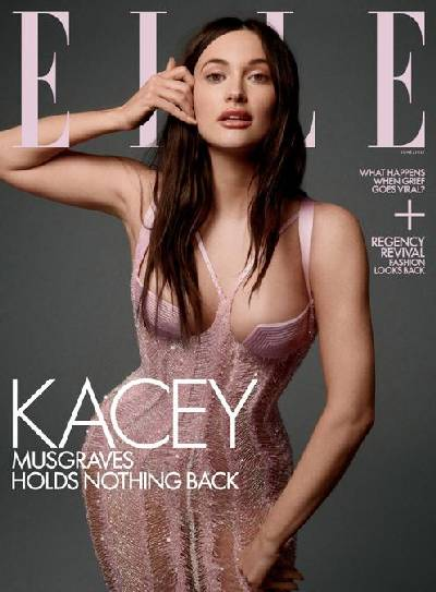 Elle USA – June / July 2021