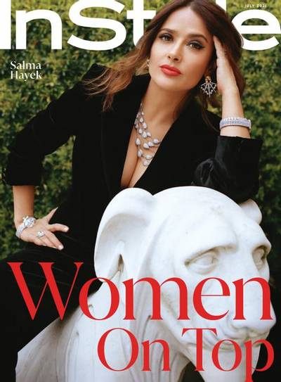 InStyle USA – July 2021
