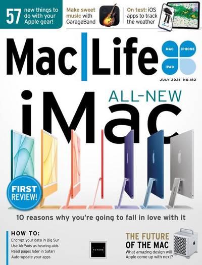 Mac Life UK – July 2021