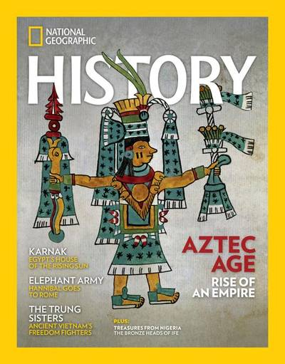 National Geographic History – July / August 2021