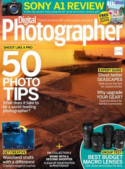 Digital Photographer – Issue 242, 2021