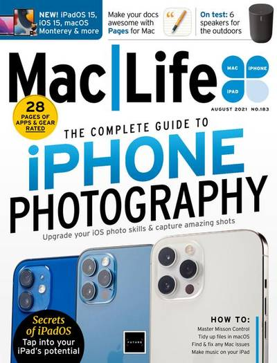 Mac Life UK – August 2021