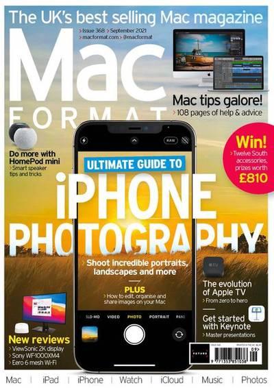 MacFormat UK – September 2021