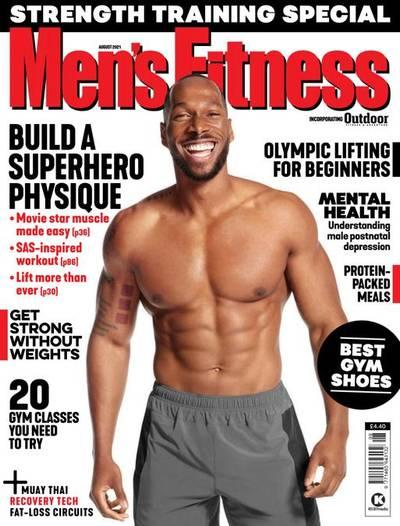 Men's Fitness UK – August 2021