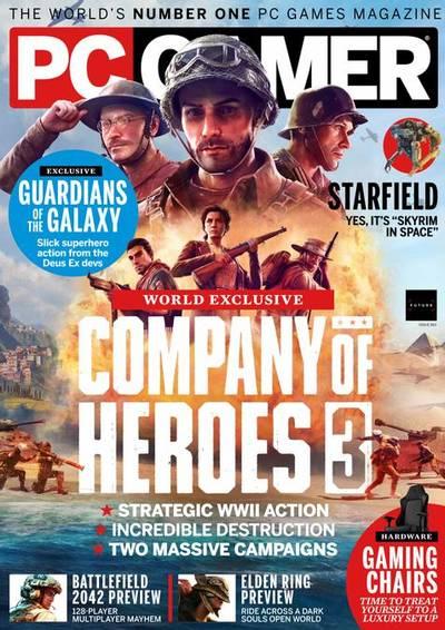 PC Gamer UK – September 2021