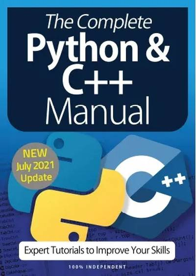 The Complete Python & C++ Manual – 7th Edition 2021