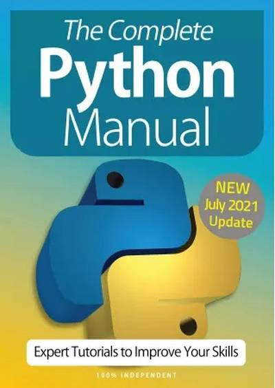 The Complete Python Manual – 10th Edition, 2021