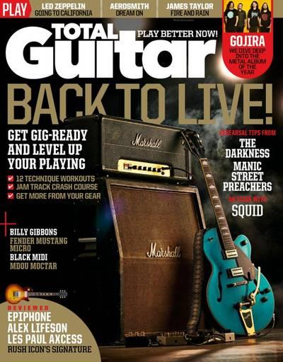 Total Guitar – August 2021