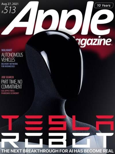 AppleMagazine – Issue 513, August 27, 2021