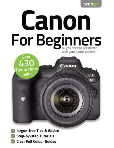 Canon For Beginners – 7th Edition, 2021