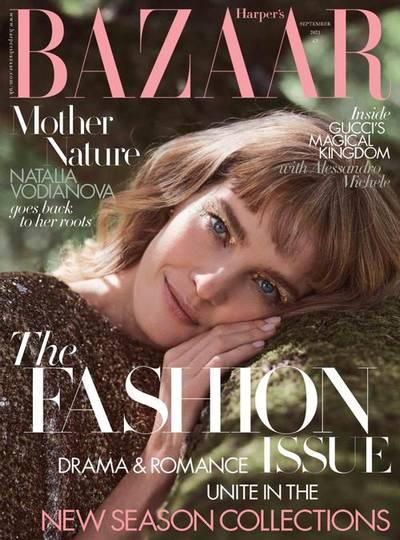 Harper's Bazaar UK – September 2021