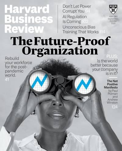 Harvard Business Review - September / October 2021
