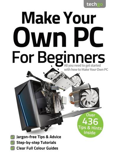 Make Your Own PC For Beginners – 7th Edition, 2021