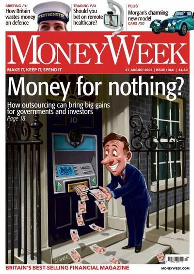 Moneyweek – Issue 1066, August 27, 2021