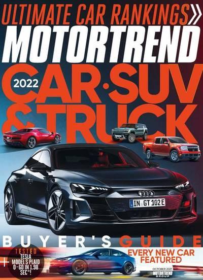 Motor Trend - October 2021