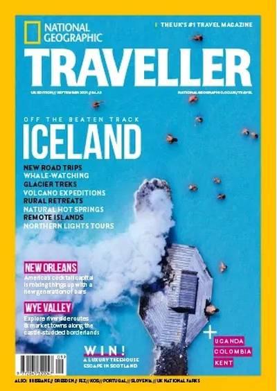 National Geographic Traveller UK – September 2021