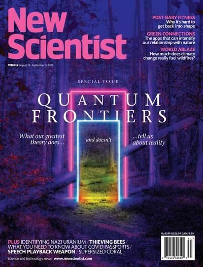 New Scientist – August 28, 2021